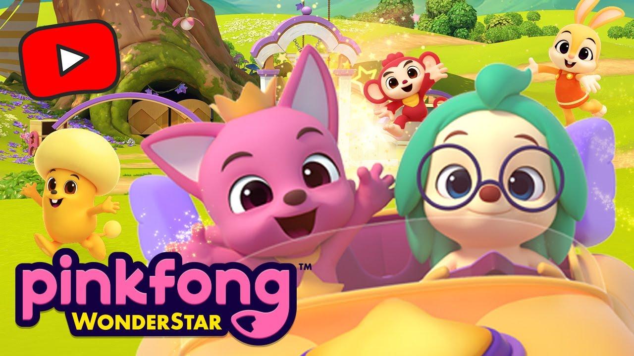 [NEW] Pinkfong Wonderstar is back! | Pinkfong Wonderstar | Official Trailer |  YouTube Originals