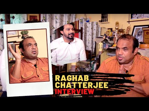 Raghab Chattapadhyay Interview