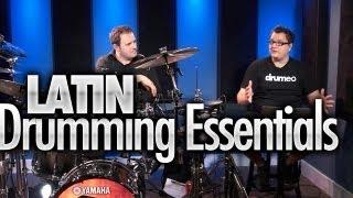 Latin Drumming Essentials - Drum Lessons
