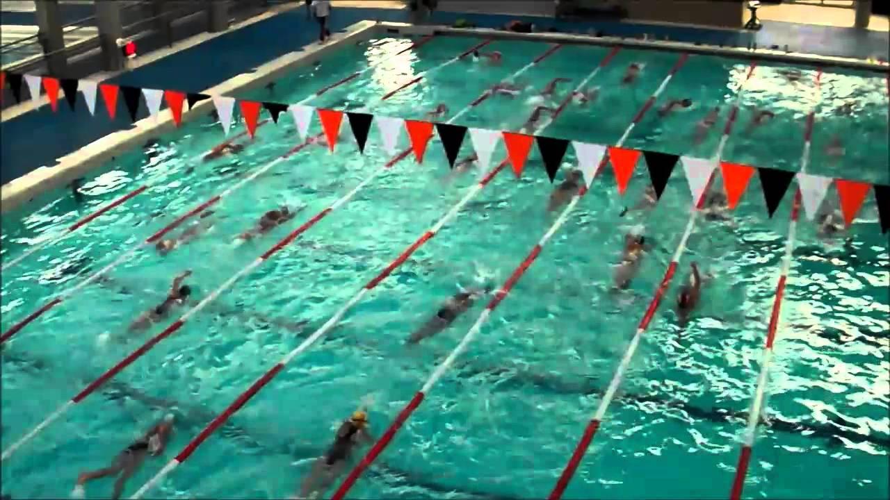Natacion cur de compensar youtube for Piscina de natacion