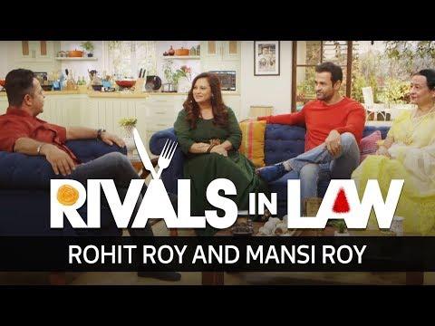 Rohit Roy & Manasi Roy - Rivals In Law - Episode 1 | FYI TV18