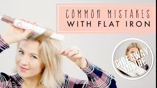Video Common Mistakes With A Flat Iron | Milabu download MP3, 3GP, MP4, WEBM, AVI, FLV Agustus 2018