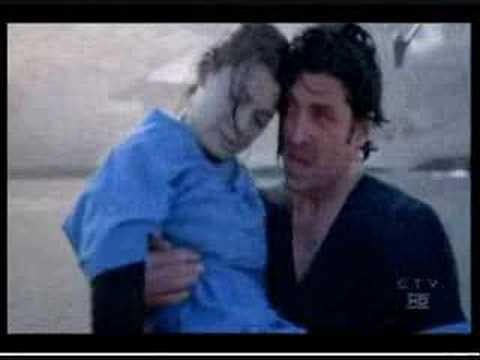 Grey's Anatomy- Meredith and Derek- Bring Me To Life - YouTube