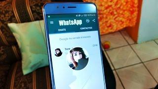 Agrega Funciones PRO a WhatsApp 2017