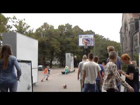 Free throw Liepāja