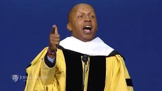 Bryan A. Stevenson, Johns Hopkins University's 2018 Commencement Speaker