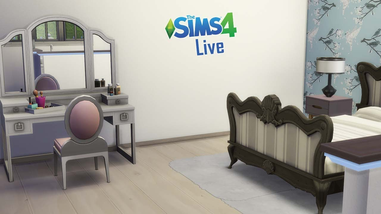 On termine la maison de raiponce sims 4 d co youtube for Maison de raiponce
