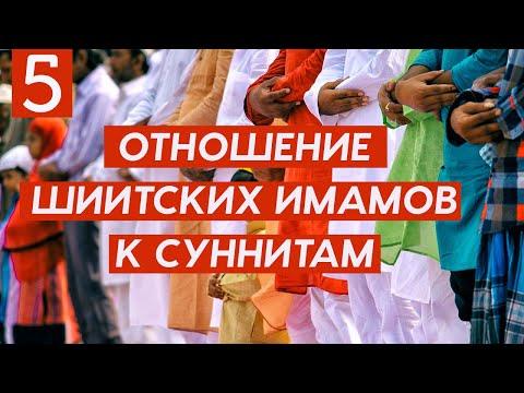 Цена жертвы Имама Али а Отношение шиитских имамов к своим оппонентам суннитам 5