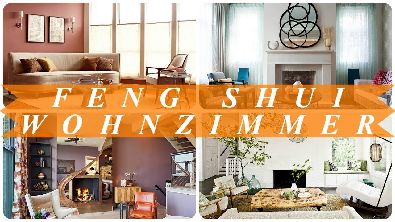 Ideen für feng shui einrichtung wohnzimmer