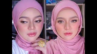 MUA Bellaz : Makeup Cantik Giler! Nampak Have2 Sesuai Untuk Bertunang @ Nikah Juga!