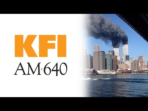 KFI AM 640 On Sept. 11 (Full broadcast)