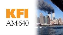KFI AM 640 On Sept. 11 (Full broadcast)