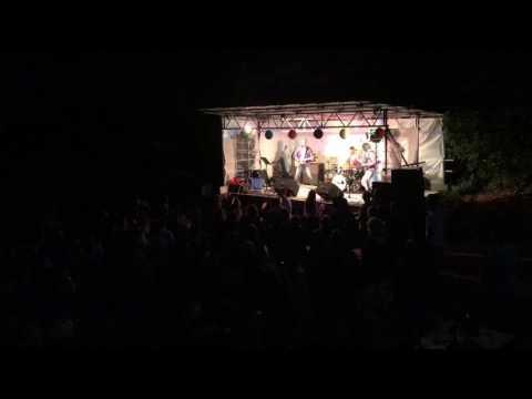 Reward performing U2 at FatBelly Ale and Music Festival 2017, North Devon Microbrewery