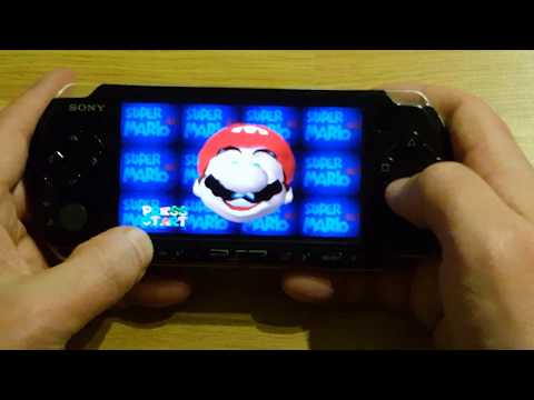 Portable Emulation on a Budget - The Sony PSP