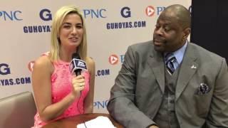 Recap: Georgetown Announces Patrick Ewing As Head Coach