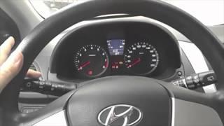 Комфортные поворотники Реверанс-У на Hyundai Solaris 2011гв
