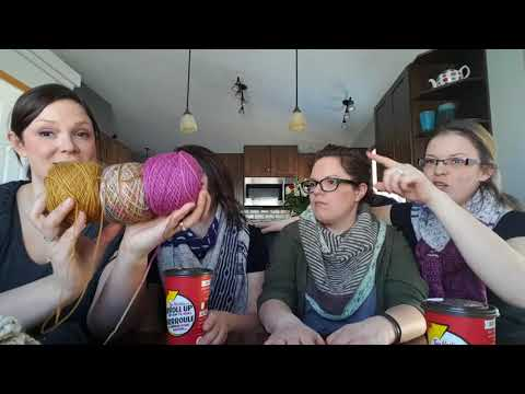 Cozy Up with the Stitchin Sisters Episode 57: The one with everyone