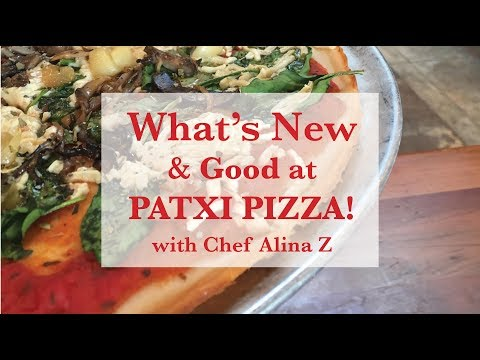What's New And Good With Chef Alina Z - Patxi's Pizza