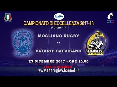 9a giornata Eccellenza - Mogliano Rugby v Patarò Rugby Calvisano