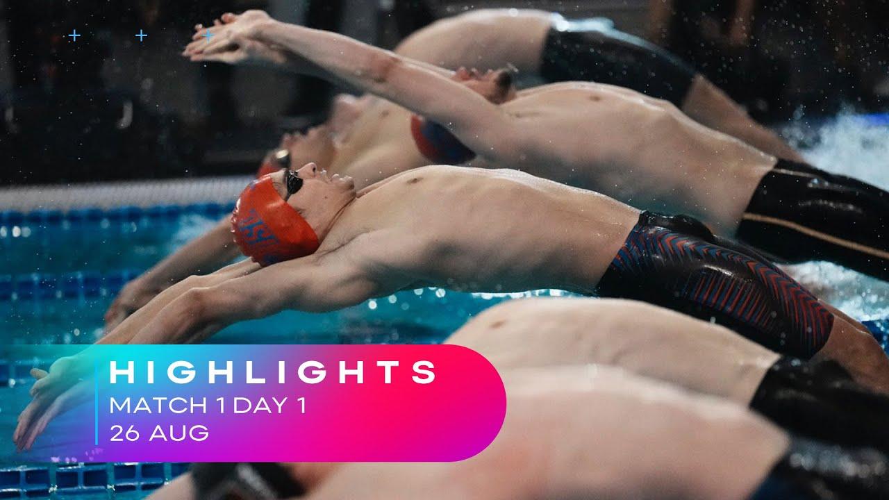 Download ISL SEASON 3 | MATCH 1 DAY 1 HIGHLIGHTS