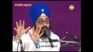 **SIKHS ARE NOT SUPERSTITIOUS** God-Men, Grave Worship, Black Magic | ਗੁਰਮਤਿ ਵੀਚਾਰ | Dhadrianwale