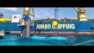 видео Самый большой в мире подводный ресторан на Мальдивах