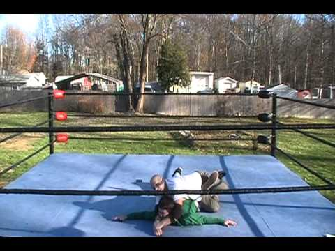 STF - How to do the STF submission - Wrestle like John Cena