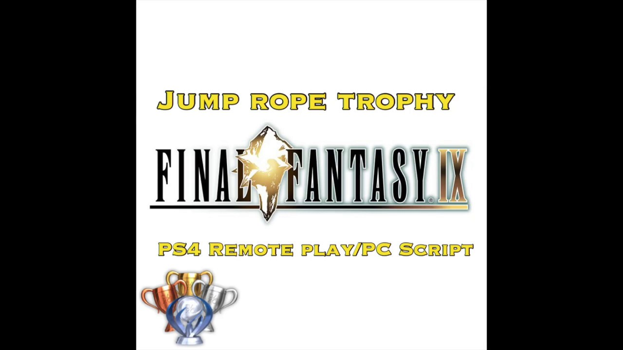 Final Fantasy IX - Trophy Guide & Roadmap