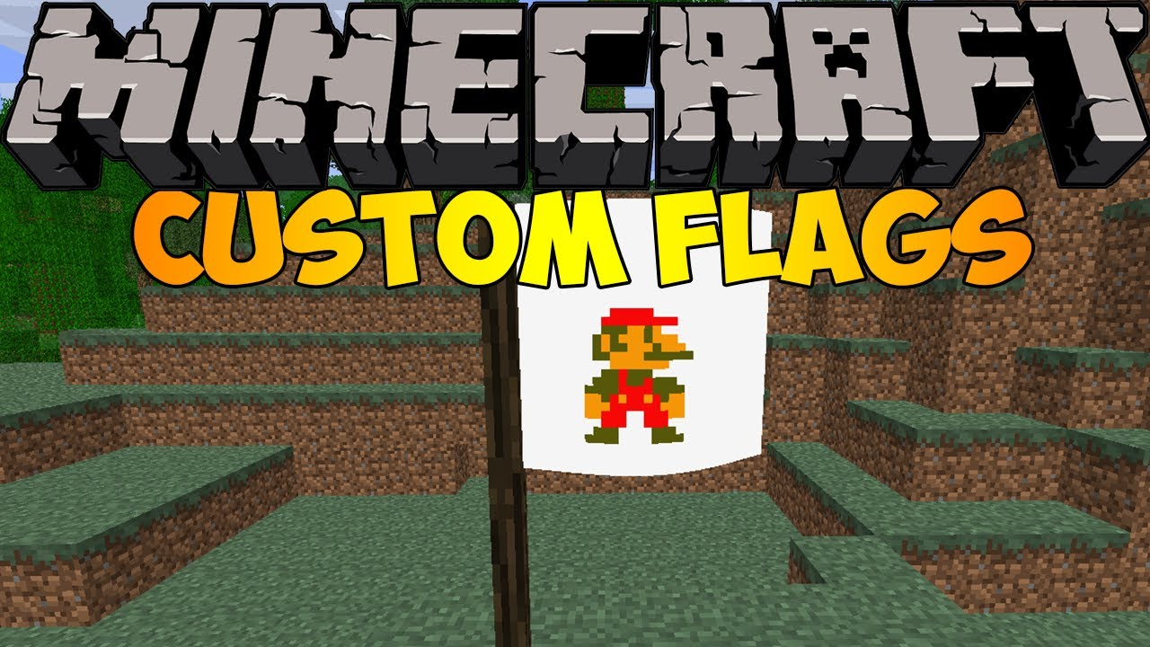 Hoi iii flag mod for minecraft