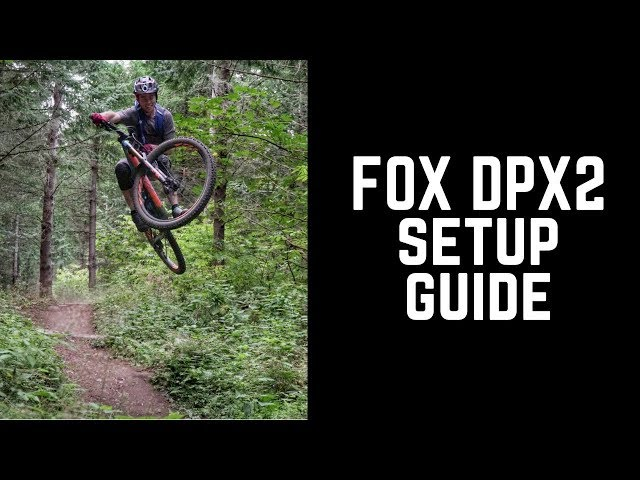 The little shock that could!  DPX2 set up guide!