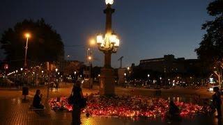 Relief in Barcelona after death of suspected van driver