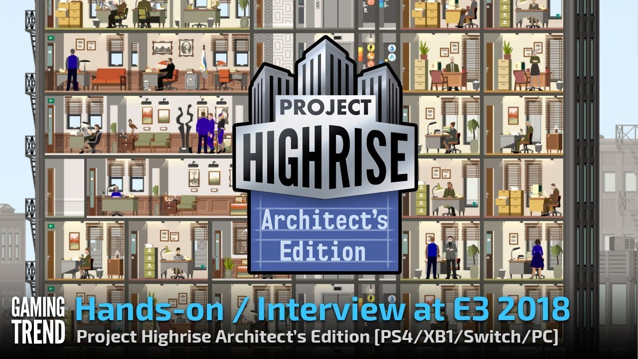 project highrise architects edition - playstation 4