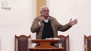 Não Adulterarás (Êxodo 20.14) | Rev. Eloy H. Frossard [1IPJF]