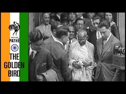 Mahatma Gandhi | British Pathé