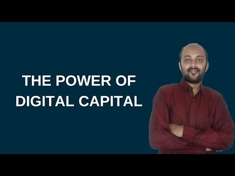 What is Digital Capital? How to leverage it for business success?