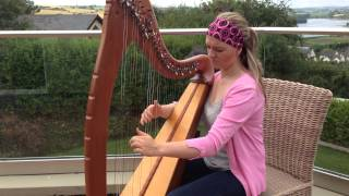 Irish Slow Air on Harp