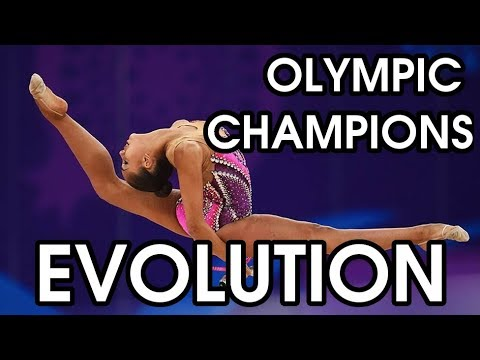 Olympic Champions 19842016 – Body Elements Evolution