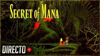 Vídeo Secret of Mana CV