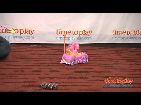 My Little Pony Pinkie Pie's RC Car From Hasbro