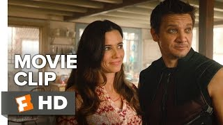 Avengers: Age of Ultron Movie CLIP - Hawkeye's Secret (2015) - Robert Downey Jr. Superhero Movie HD