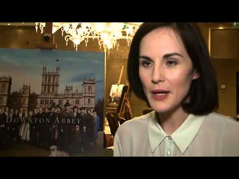 Downton Abbey series 5: Michelle Dockery interview
