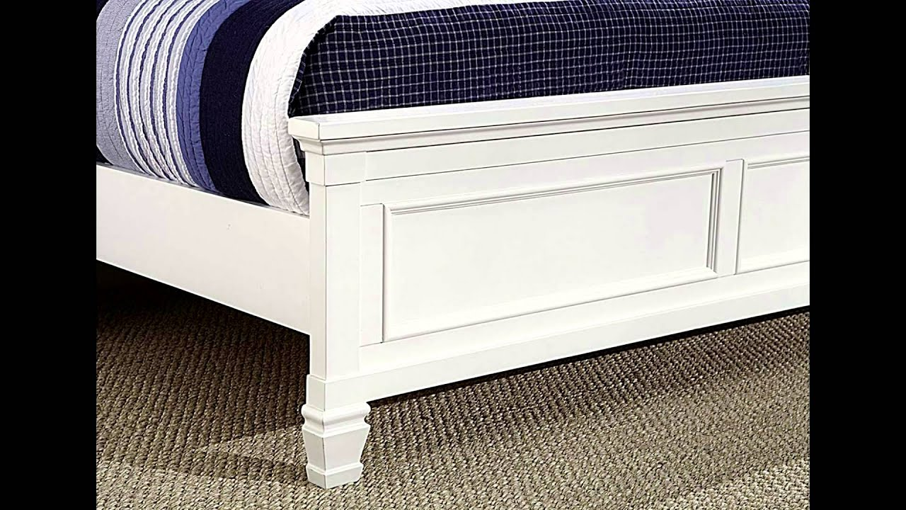New Classic Tamarack Full Bedroom Group At Wilcox Furniture   YouTube