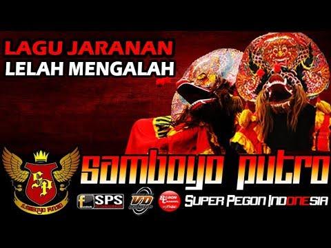 LELAH MENGALAH (Lagu Jaranan) Cover Voc IKA Lovers - SAMBOYO PUTRO Live POJOK Tanjungkalang 2018