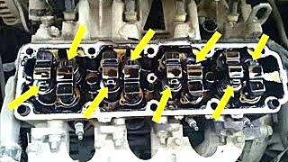 Motor chevy tbi 1 6 cambio de junta de cabeza youtube for Como cambiar los empaques de la regadera