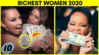 Top 10 Richest Self-Made Women 2020