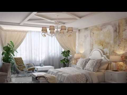 french bedroom curtains French Country Bedroom Decor - YouTube