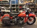 Harley Davidson 1949WL Flathead