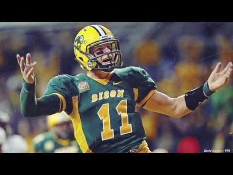 Carson Wentz Eagles Future Qb North Dakota St Youtube