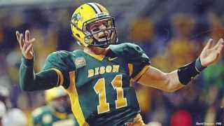 Carson Wentz Highlights | Late Round Sleeper | North Dakota St.