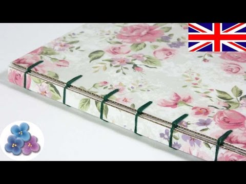 Bookbinding Tutorial Belgian Bookbinding Stitches Techniques at Home for beginners Mathie बाध्यकारी